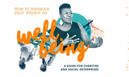 How to measure your wellbeing impact: new guidance